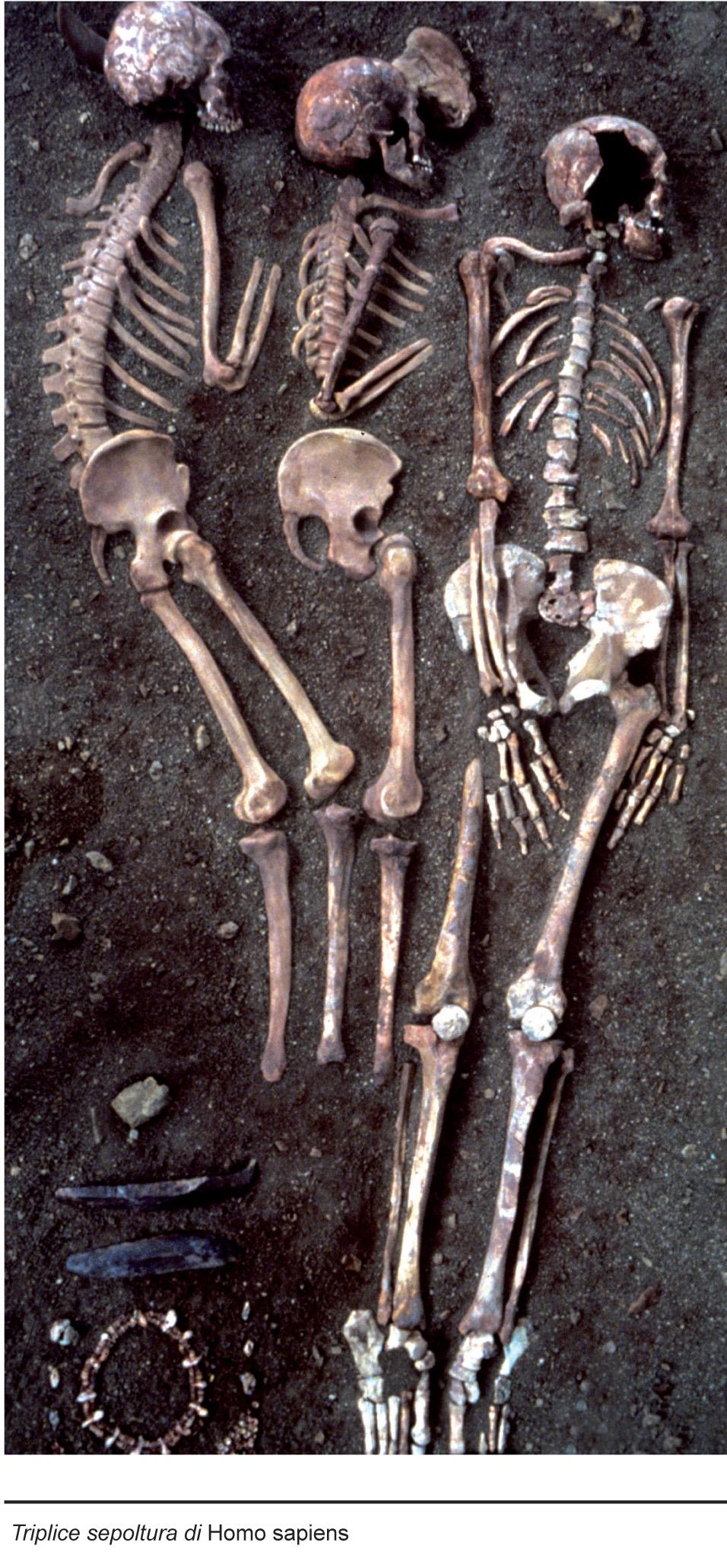 triplice sepoltura