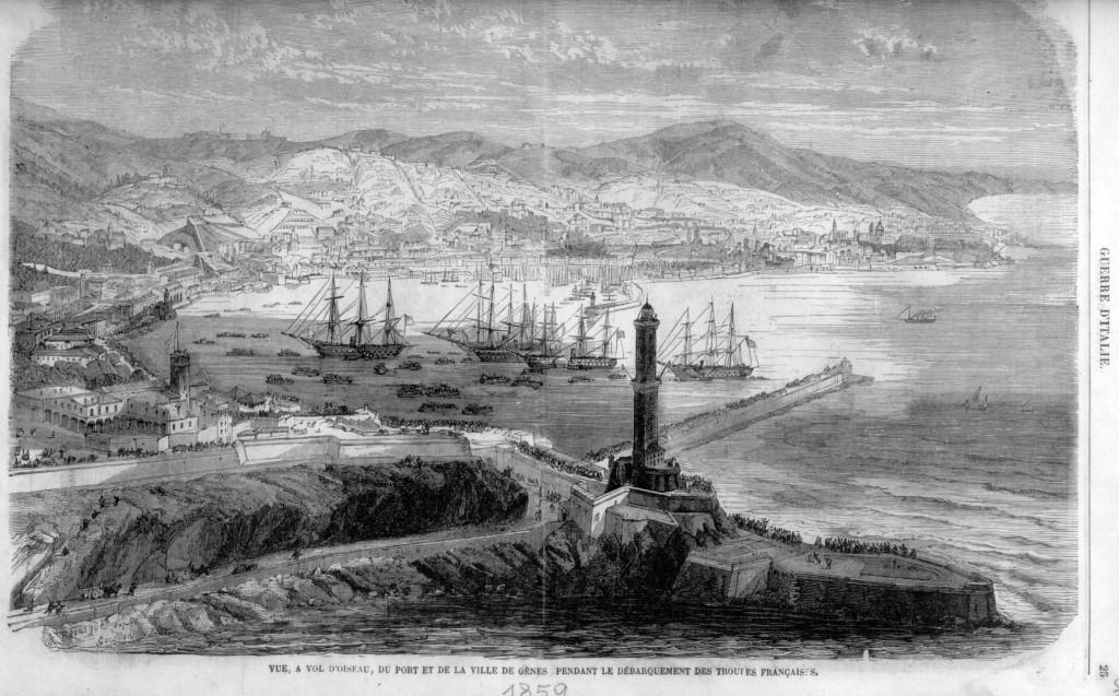 1859 da GUERRE D'ITALIE