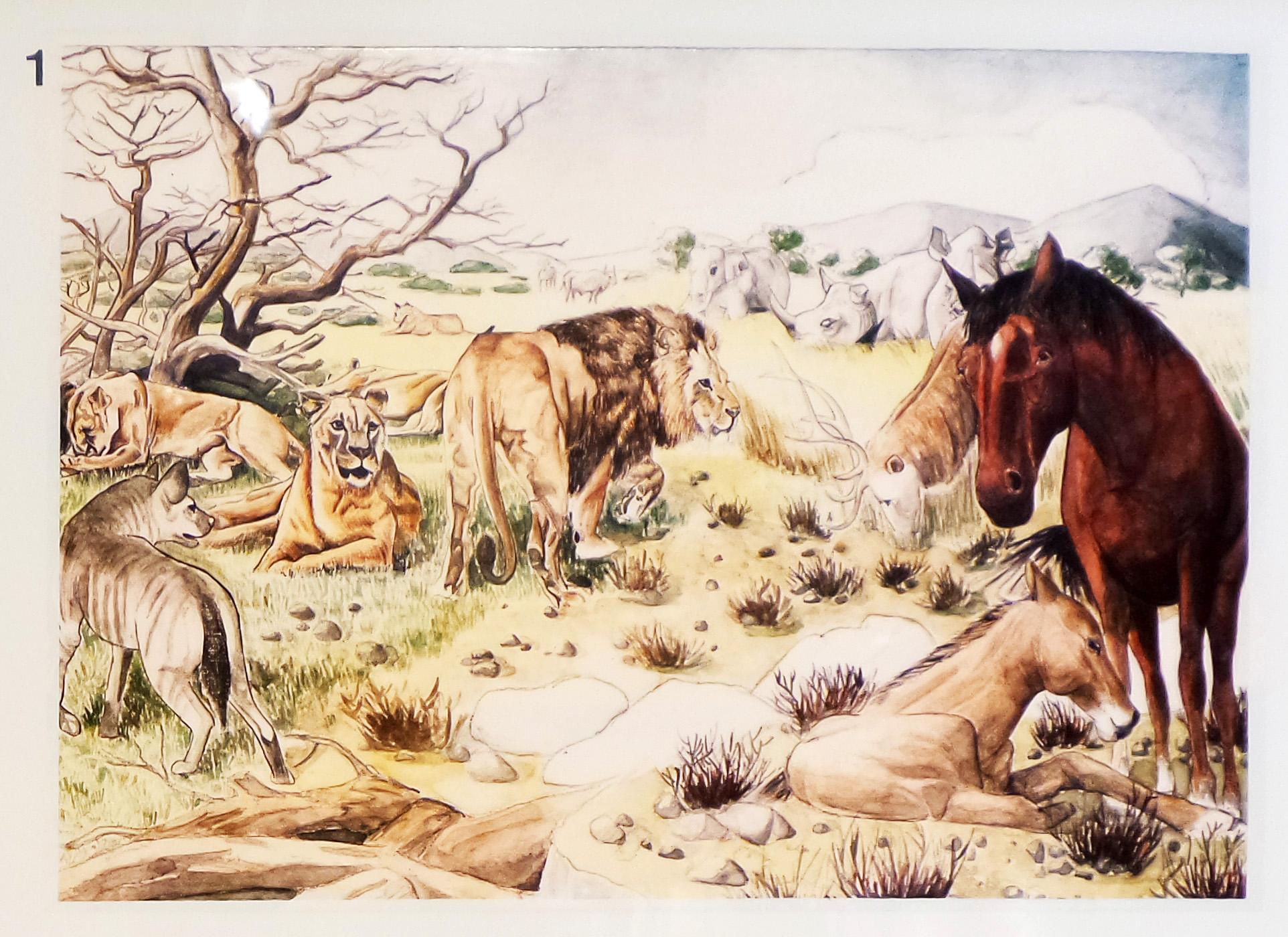 09-1 Fauna pre-Wurm